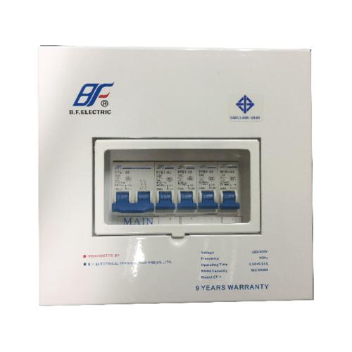 BF คอนซูเมอร์ 2 สาย 4 ช่อง 63A PSC 4Way