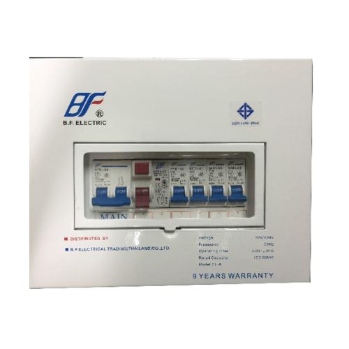 BF เครื่องตัดไฟฟ้าอัตโนมัติ 4 ช่อง   PSL 4Way 50A BF