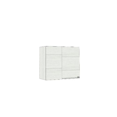 ตู้แขวนเข้ามุม SAV-WC6036R-W สีขาว MJ  ขาว