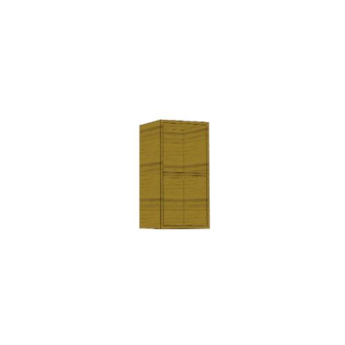 ตู้เข้ามุม SAV-WC6034-W สีขาว MJ  ขาว