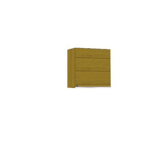 MJ ตู้แขวนเดี่ยวบานทึบตรง SAV-W606-CA สีคาปูชิโน MJ  คาปูชิโน