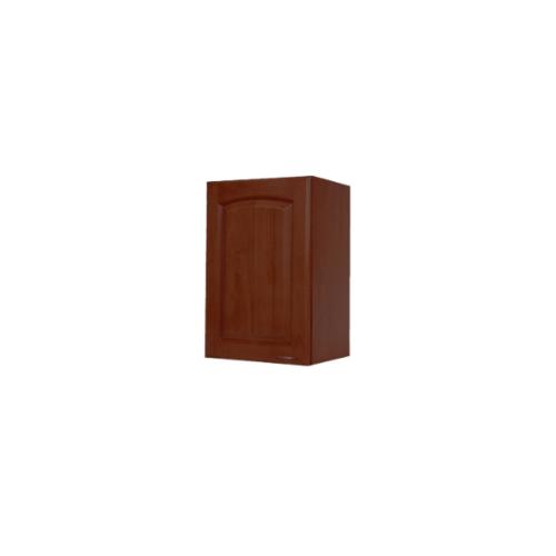 ตู้แขวนบานทึบโค้ง W604C-O สีโอ๊ค  โอ๊ค