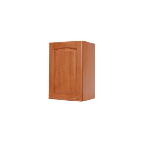 ตู้แขวนบานทึบโค้ง W604C-CH  เชอร์รี่