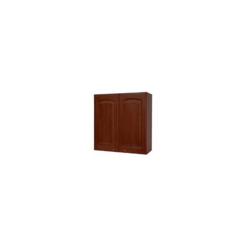 ตู้แขวนบานทึบโค้ง W808C-O  โอ๊ค