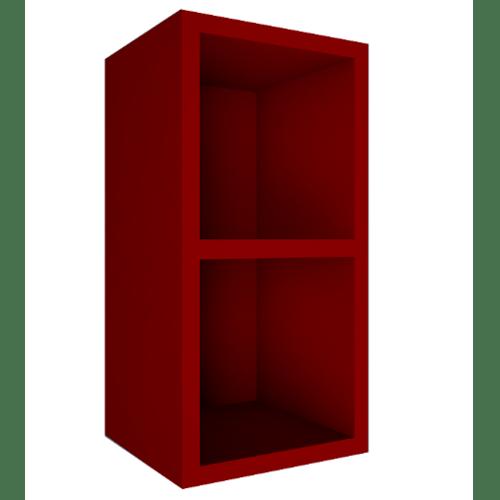 MJ ตู้แขวนเสริมตกแต่ง  SAV-WS7250L-RE  สีแดง