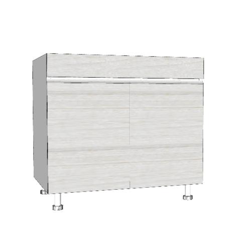 MJ ตู้ตั้งพื้นบานเปิดคู่ สีขาว SAV-JWS828 -W สีขาว