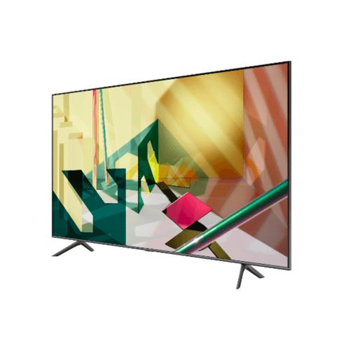 SAMSUNG  โทรทัศน์ QLED TV ขนาด 65 นิ้ว QA65Q60TAKXXT สีดำ