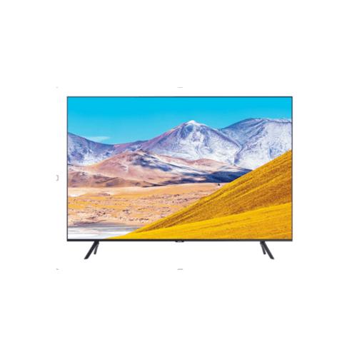 SAMSUNG  โทรทัศน์ 81 นิ้ว Crystal UHD 4K Smart TV   UA82TU8100KXXT สีดำ