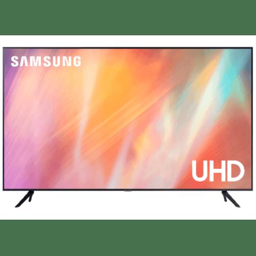 SAMSUNG โทรทัศน์ UHD TV ขนาด 75 นิ้ว UA75AU7700KXXT สีดำ