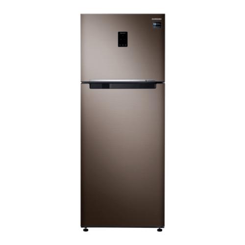 SAMSUNG ตู้เย็น 2ประตู RT46K6750DX/ST สีน้ำตาล