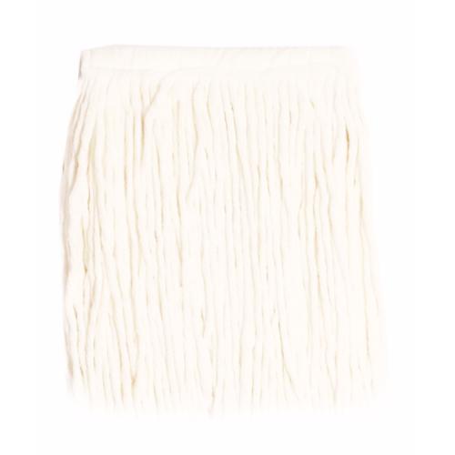 SAKU อะไหล่ผ้าม็อบ ขนาด 14 นิ้ว - สีขาว