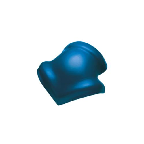 Dura one ครอบ3ทางลอนคู่  สีน้ำเงินวาสนา ขนาด 0.5x42x47ซม. Dura oneONE RT