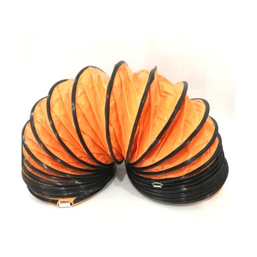 REX ท่อลมระบายอากาศ DF-420 สีส้ม
