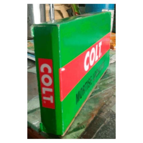 COLT กุญแจฝังมอทิส(R-L) COLT#Q 45X85 SS