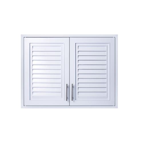 Polywood ตู้แขวนคู่ M-SERIES ขนาด 86x66x34 cm.  TW M-13 สีขาว