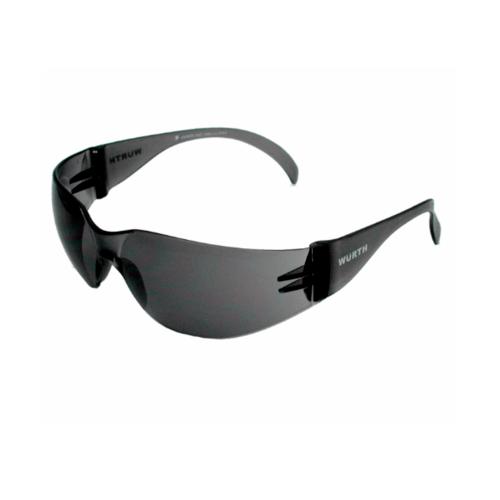 WUERTH แว่นตาป้องกันสะเก็ด  0899103121 แดง-ดำ