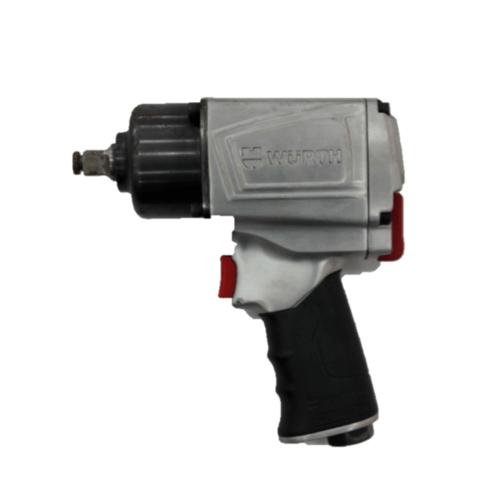 WUERTH บล็อกลม 1/2 นิ้ว Pneumatic impact wrench DSS 1/2 inch  สีเทา