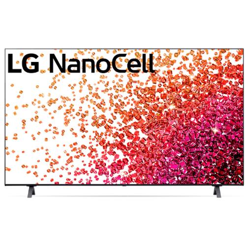 LG โทรทัศน์ ขนาด 50 นิ้ว รุ่น 4K Nanocell Display 50NANO75TPA.ATM สีดำ