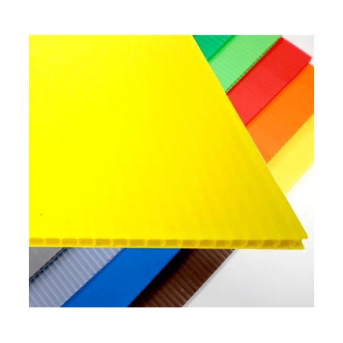 - ฟิวเจอร์บอร์ด ขนาด 3 มม.130x245 ซม. STA สีเหลือง