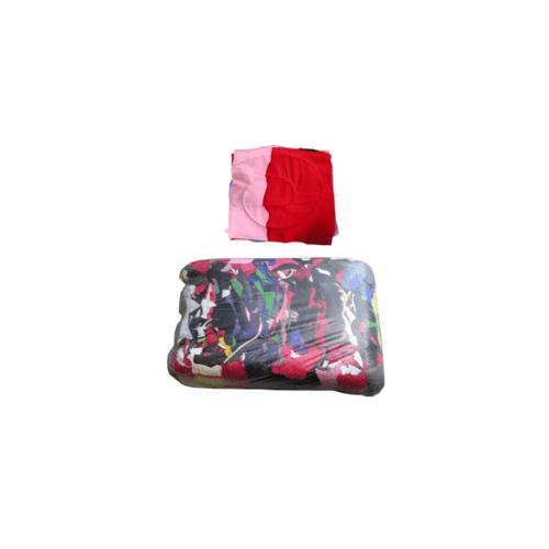 -  ผ้าเย็บวน ทำความสะอาด ขนาด 10นิ้ว X 10 นิ้ว น้ำหนัก 25 กิโลกรัม -