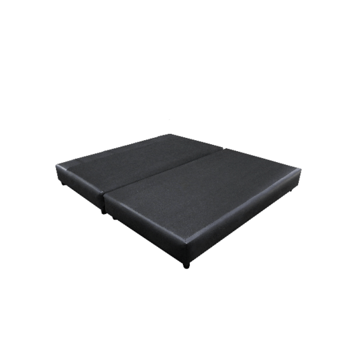 Sera ฐานเตียง  ขนาด 3.5 ฟุต A 7 ดำ