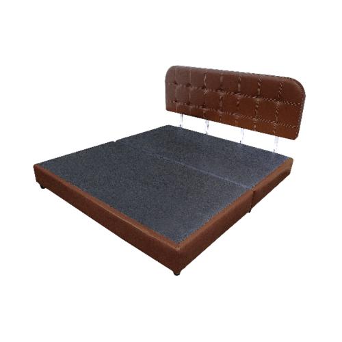 Sera ฐานเตียง  Piano  5 ฟุต PVC