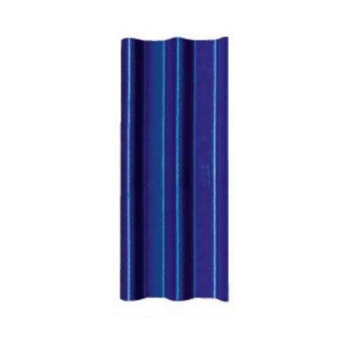 โอฬาร กระเบื้อง 0.5x50x150 ซม. สีฟ้าเลิศนภา (ลูกโลก) ลอนคู่