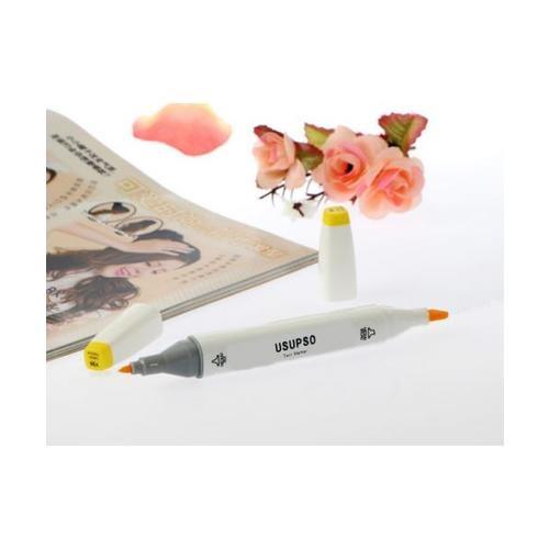 USUPSO ปากกาไฮไลท์ Y35-10 สีเหลือง