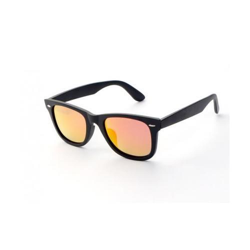 USUPSO แว่นตากันแดด Polarized TR-camouflage สีแดง - สีส้ม