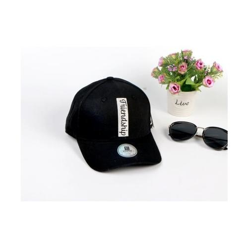 USUPSO หมวกแก๊ป  buckle sports สีดำ