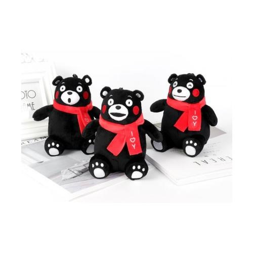 USUPSO ของเล่นตุ๊กตาแขวน - สีดำ