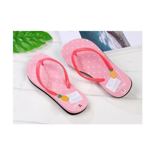 USUPSO  รองเท้าแตะผู้หญิง  No.38  สีชมพู