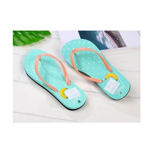 USUPSO รองเท้าแตะผู้หญิง   No.36 สีเขียว