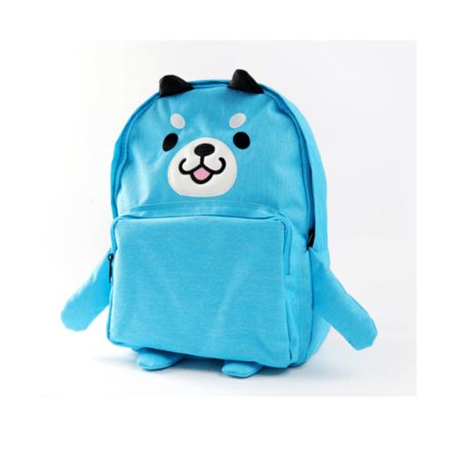 USUPSO  กระเป๋าเป้สพายหลัง   Paparazzi สีฟ้า