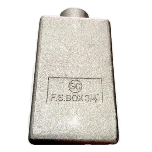 SC ทางเดียว FS Box 2x4 3/4นิ้ว