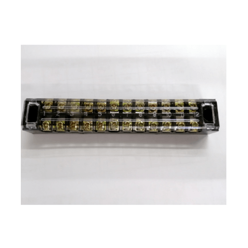 SHINOHAWA เทอร์มินัล ต่อสาย TB-1512 (TB054) สีดำ