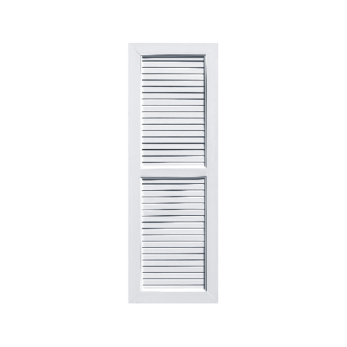 Eco door ประตู Profile ขนาด 80x200 CM. เฉพาะบานไม่เจาะ UB2 สีขาว