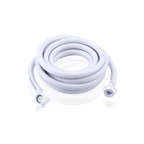 IRIS สายน้ำเข้าเครื่องซักผ้า 1/2 ยาว 1.5 ม.  WM-19055 สีขาว