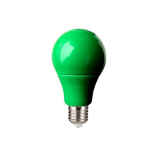EILON หลอดแอลอีดีบัล์บ 5W  วอร์มไวท์  BL-A60-SBL002  สีเขียว