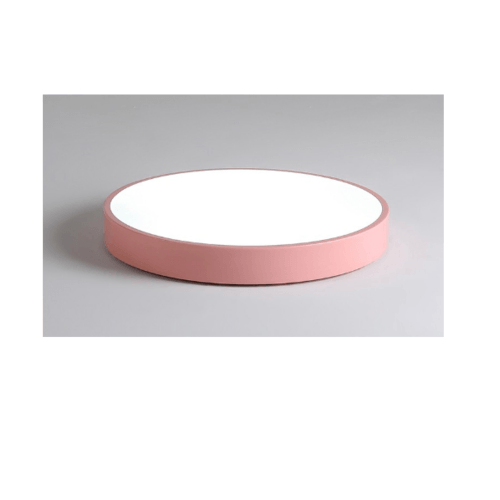 EILON โคมไฟเพดานแอลอีดี  KDX0001/24  สีชมพู