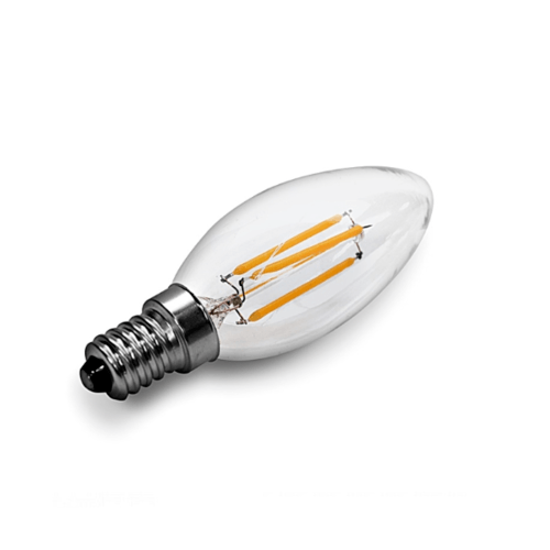 EILON หลอด LED ฟิลาเมนต์ Edison E27 6 วัตต์   GY-002