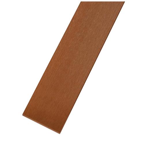 SHERA ไม้พื้นเฌอร่าคัลเลอร์ทรู ลายเสี้ยน ขอบวี รุ่นกันลื่น  2.5x15x300 cm. สีทรอปิคัล โอ๊ค  - สีน้ำตาลอ่อน