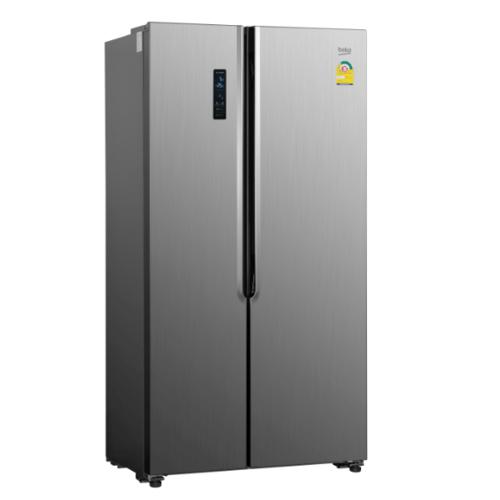 BEKO  ตู้เย็น Side by Side 18.5 คิว GNT517XP