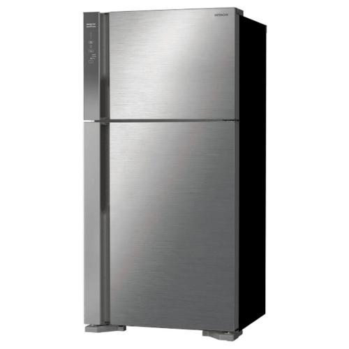 HITACHI ตู้เย็น ขนาด 19.9 คิว R-V550PD BSL สีเทา