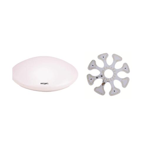 LEKISE โคมไฟพร้อมแม็กเน็ต18W DL สีขาว