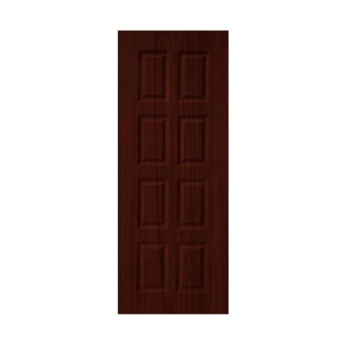 BWOOD ประตู VINYL ECO-Series ขนาด 80cm.x200cm. Red Cherry เจาะ LBEN003