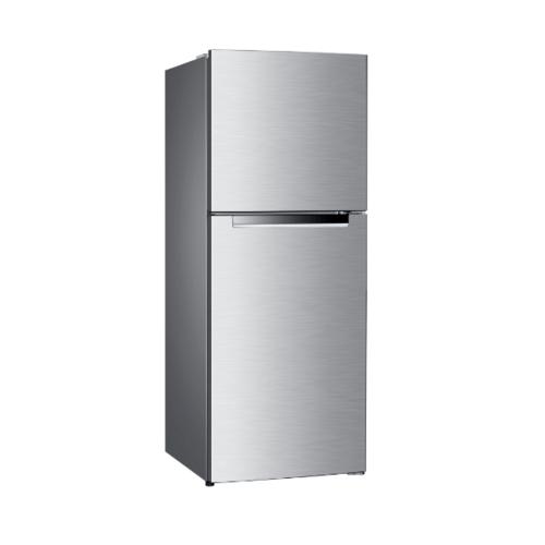 Haier ตู้เย็น 2 ประตู 9.4 คิว HRF-THM25N  สีซิลเวอร์