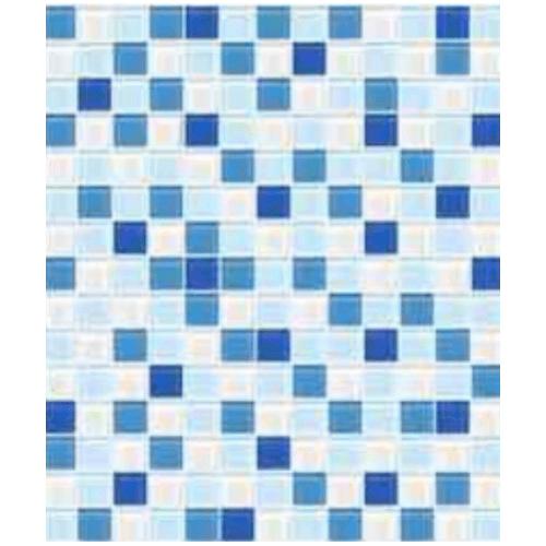 Cotto โมเสค 12x12  กลาส เบลนด์ 03 A. สีฟ้า