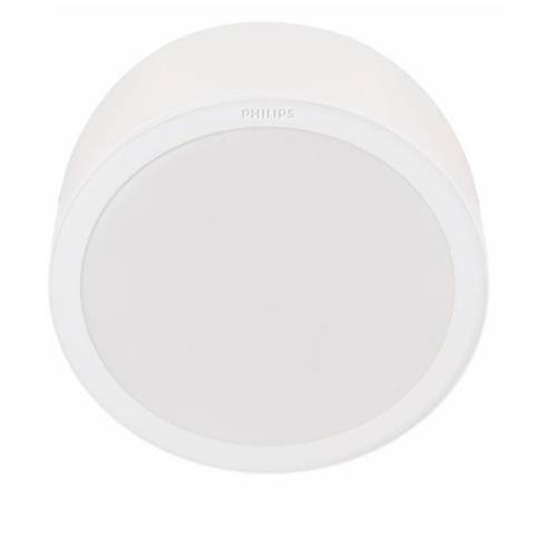 PHILIPS  โคมดาวน์ไลท์แอลอีดีแบบติดลอย  59472 เมสัน 6 นิ้ว 17W แสงเหลือง สีขาว