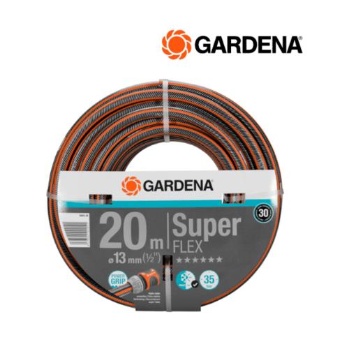 GARDENA สายยางยืดหยุ่นสูง ขนาด 1/2 นิ้ว ยาว 20 เมตร 18093-20